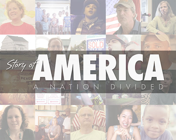 Story of America: A Nation Divided